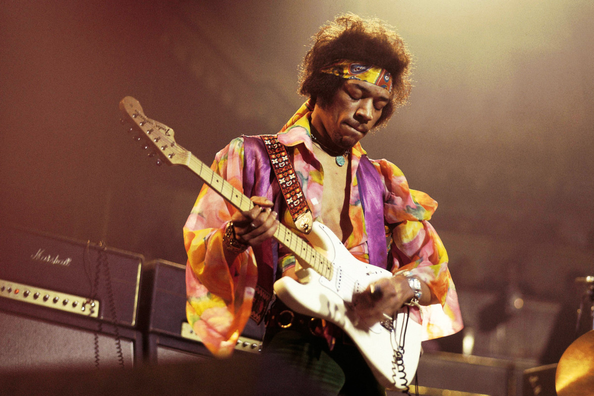 Jimi Hendrix, Electric Church, UK, film, documentario, Classic Rock, Stone Music