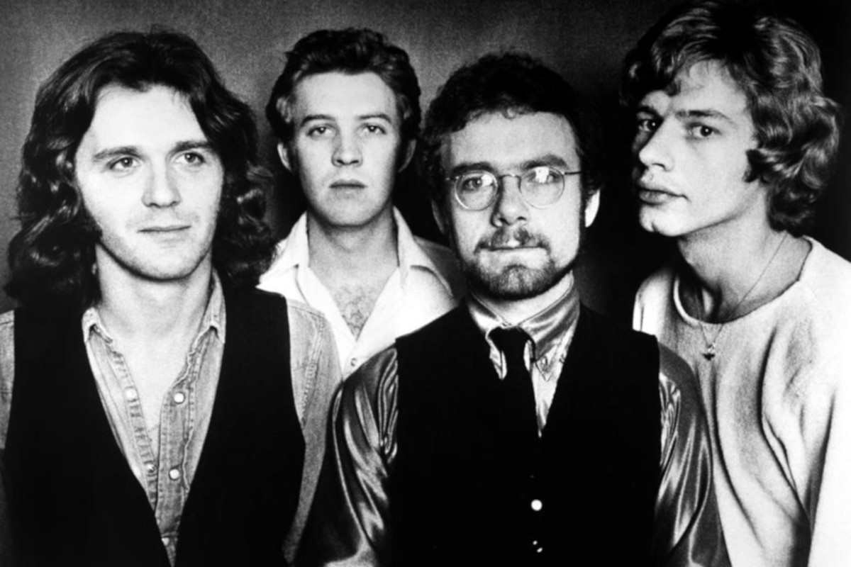 King Crimson, album, esordio, Classic Rock, In The Court Of, 100 migliori album anni 60, Stone Music