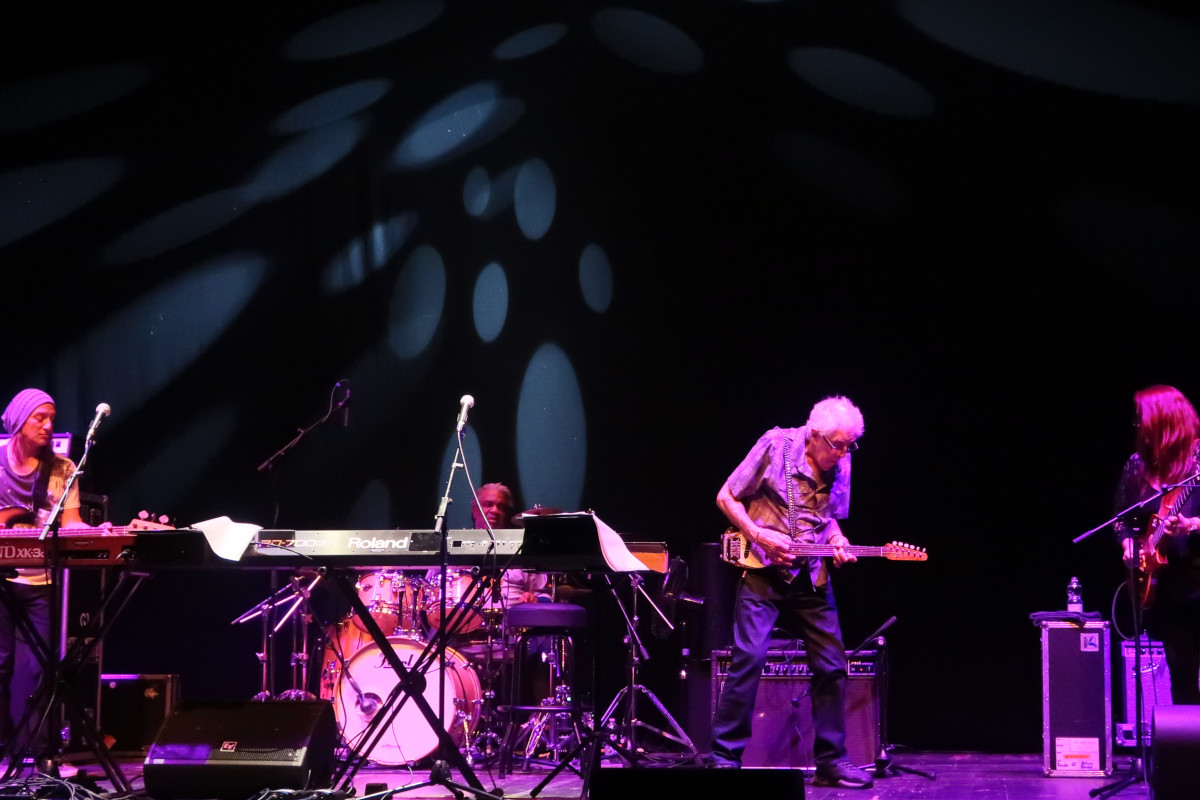 John Mayall, Live Review, Riccardo Iapucci , recensione, Blues, concerto, Roma, Classic Rock, Stone Music