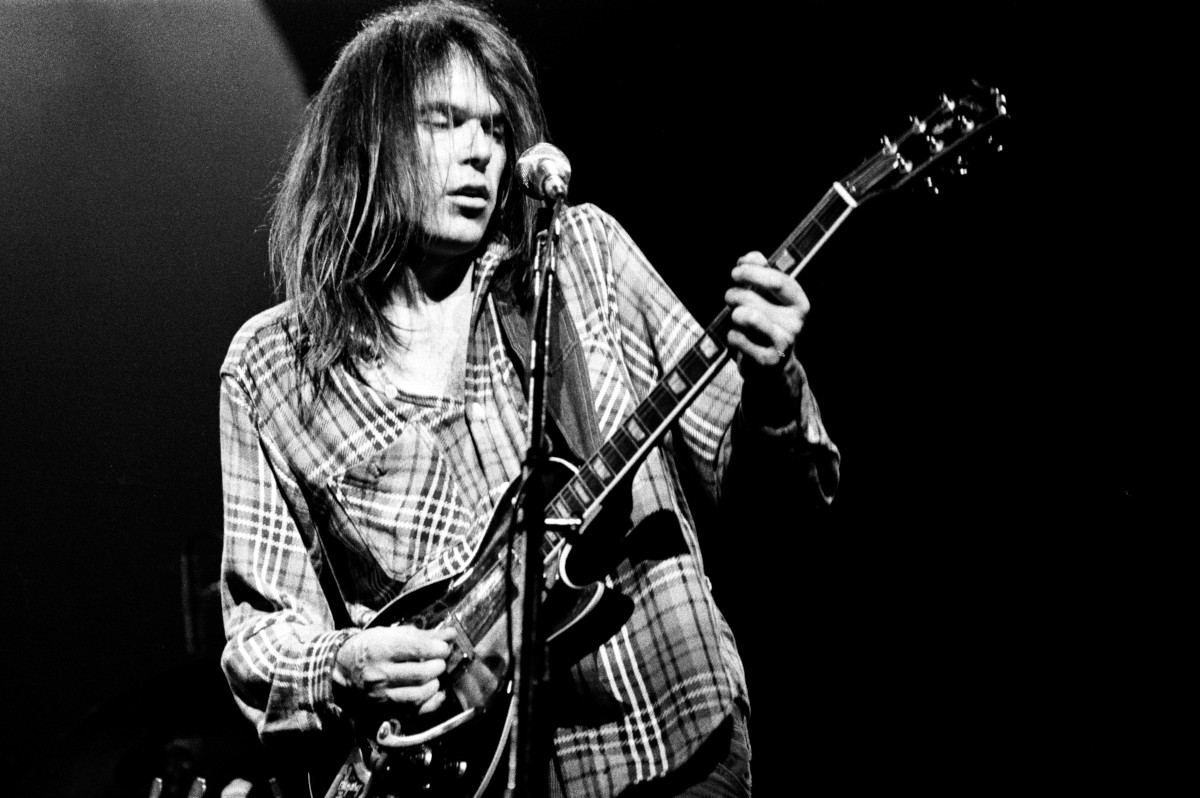 Neil Young, Live, Tuscaloosa, 1973, Vinile, Classic Rock, News, Stone Music, Stray Gators