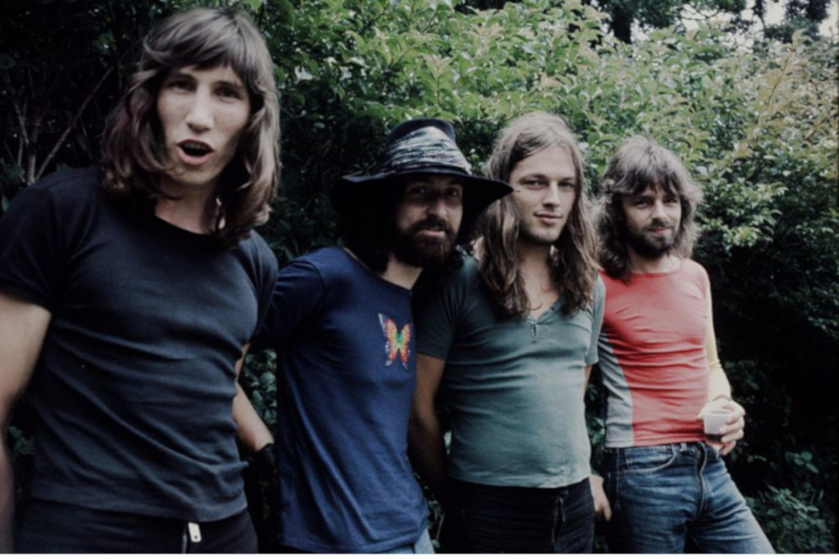 Nick Mason. Pink Floyd, Roger Waters, A Saucerful of Secrets, Classic Rock, Stone Music