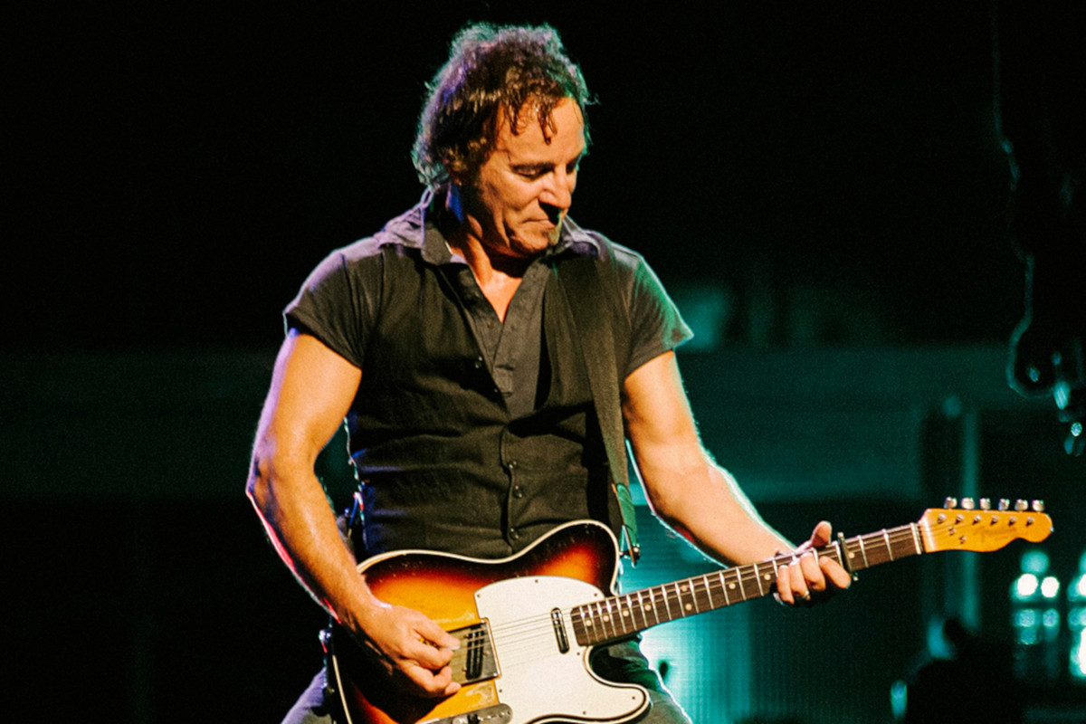 Bruce Springsteen, live, Classic Rock, Stone Music