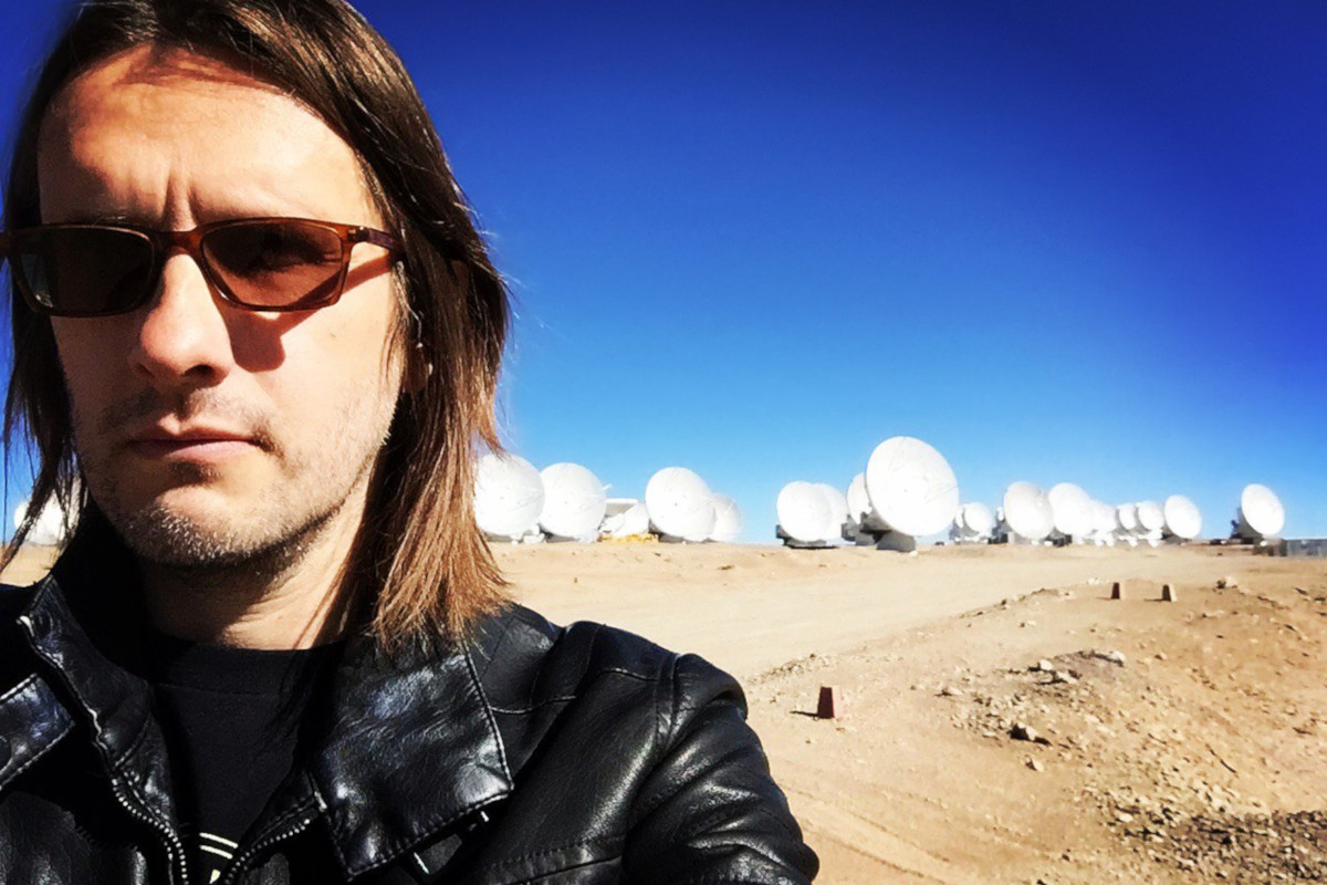 Steven Wilson, video, Song of Unborn, Jess Cope, News, Prog, Rock