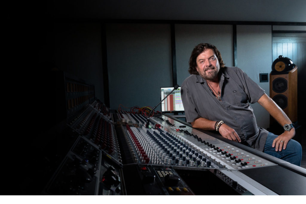 Alan Parsons The Secret, intervista, Prog, Stone Music, Carmine Aymone, Beatles, Rooftop concert