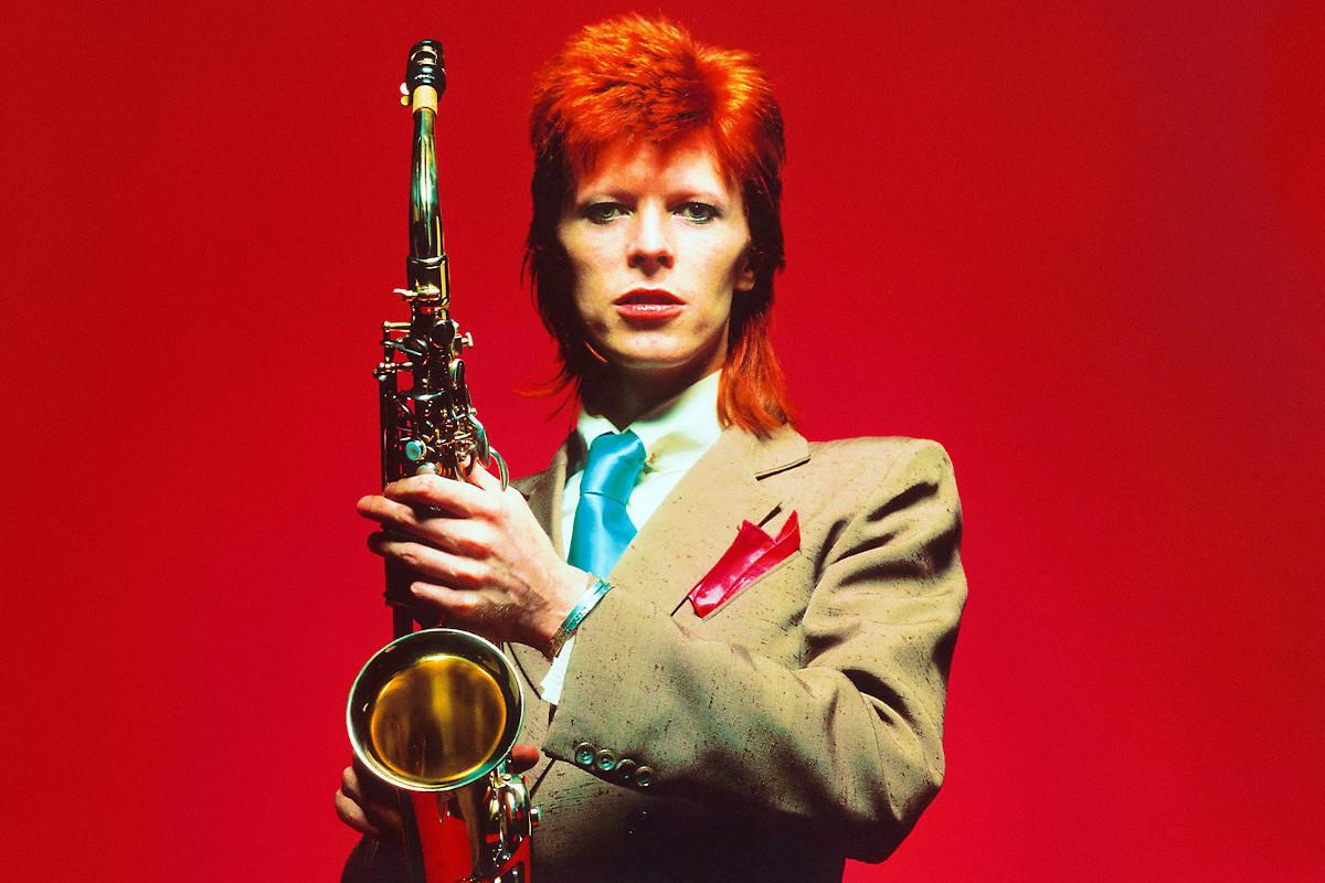 David Bowie, mostra, Roma, Space Oddity, 50 anni, Classic Rock, Galleria SpazioCima