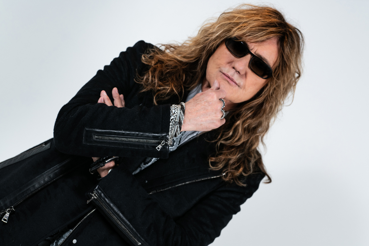 Whitesnake, David Coverdale, Intervista, Gianni Della Cioppa, Classic Roc, Stone Music