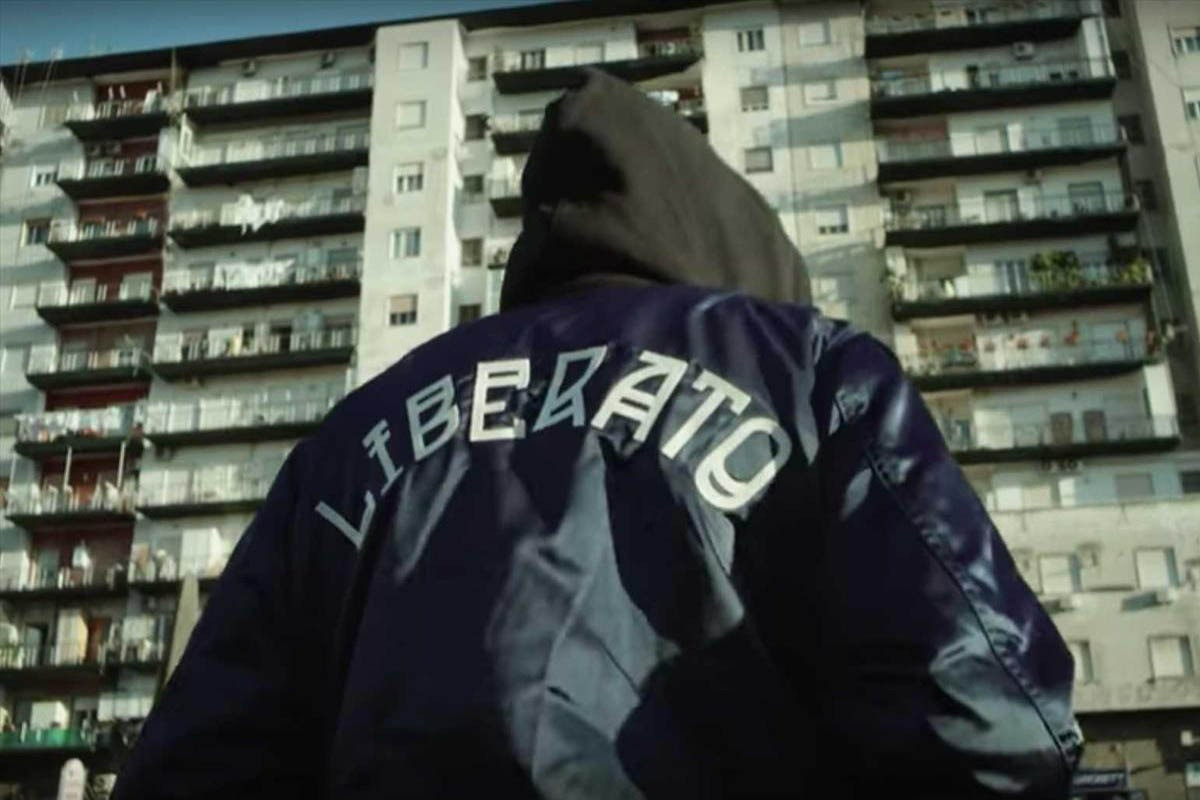 Liberato, MTV, serie, tv, video, Stone Music, Popular, rap