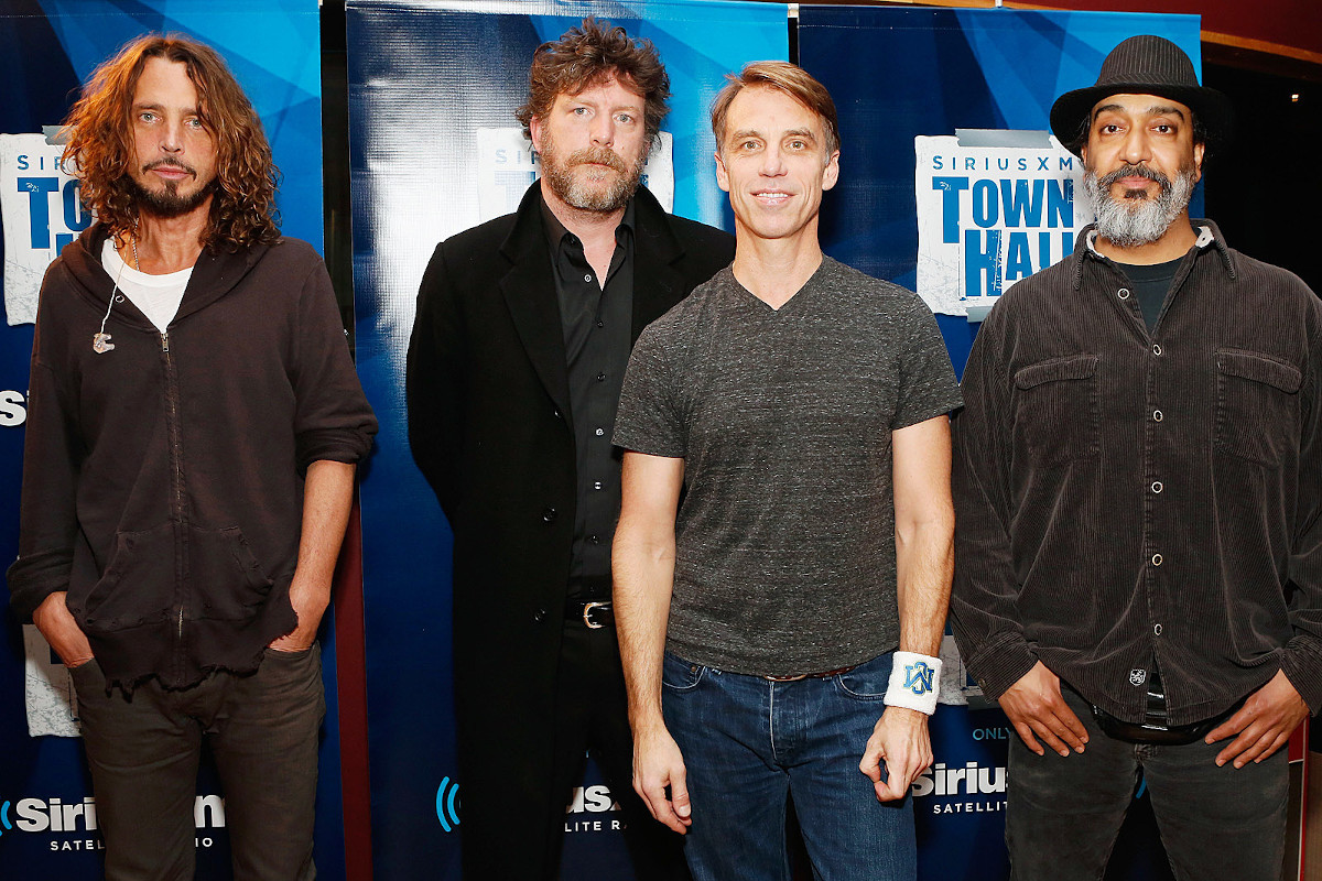 Soundgarden, Live From the Artist Den, Vinile, grunge, Classic Rock, News, Stone Music