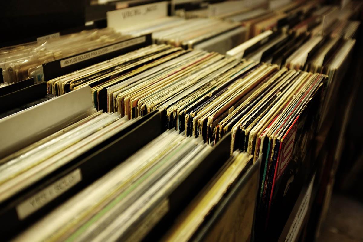 Fiera, Padova, dischi, Venyl, The Obscure Music Club, DJ Spiller, Vinile, stonemusic.it