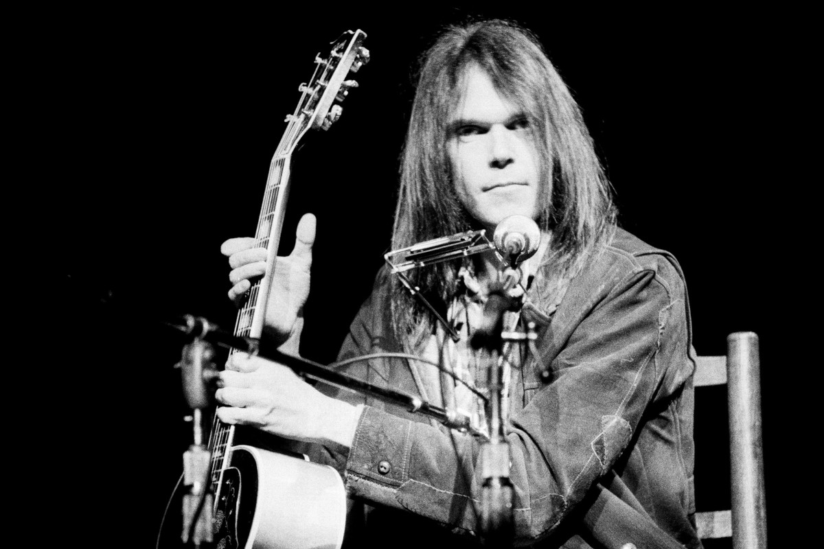 Neil Young, To Feel the Music: A Songwriter's Mission to Save High-Quality Audio, libro, Classic Rock, News, Stone Music