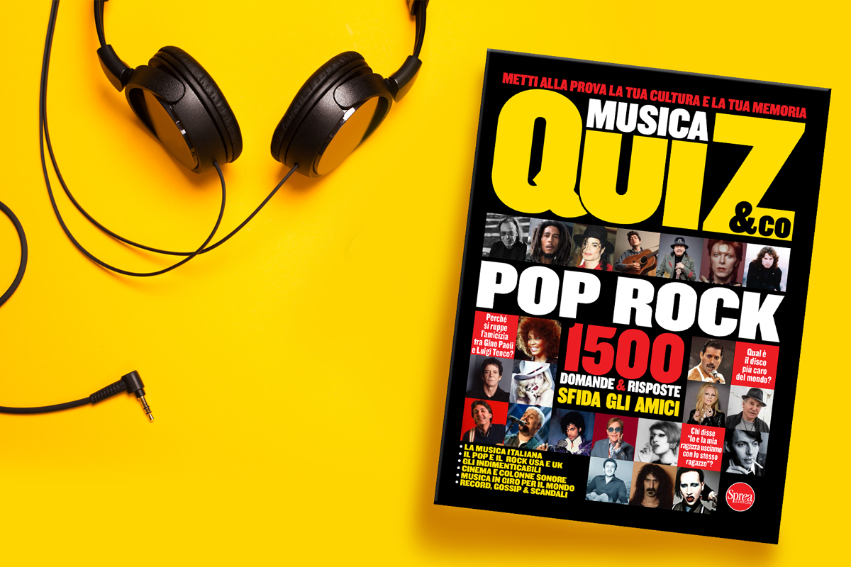 Quiz & Co, quiz, rock, pop, cinema, letteratura, speciale, Classic Rock, stonemusic.it