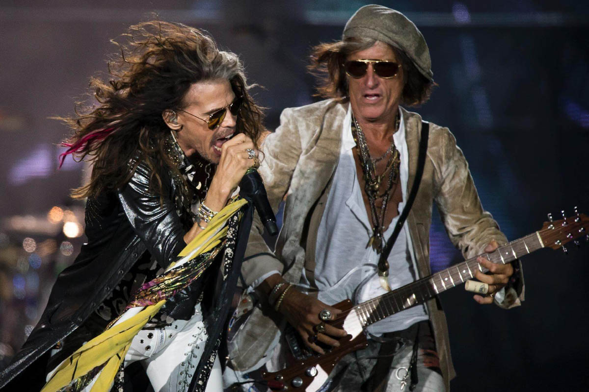 Aerosmith, Steven Tyler, Joe Perry, Vinile, stonemusic.it