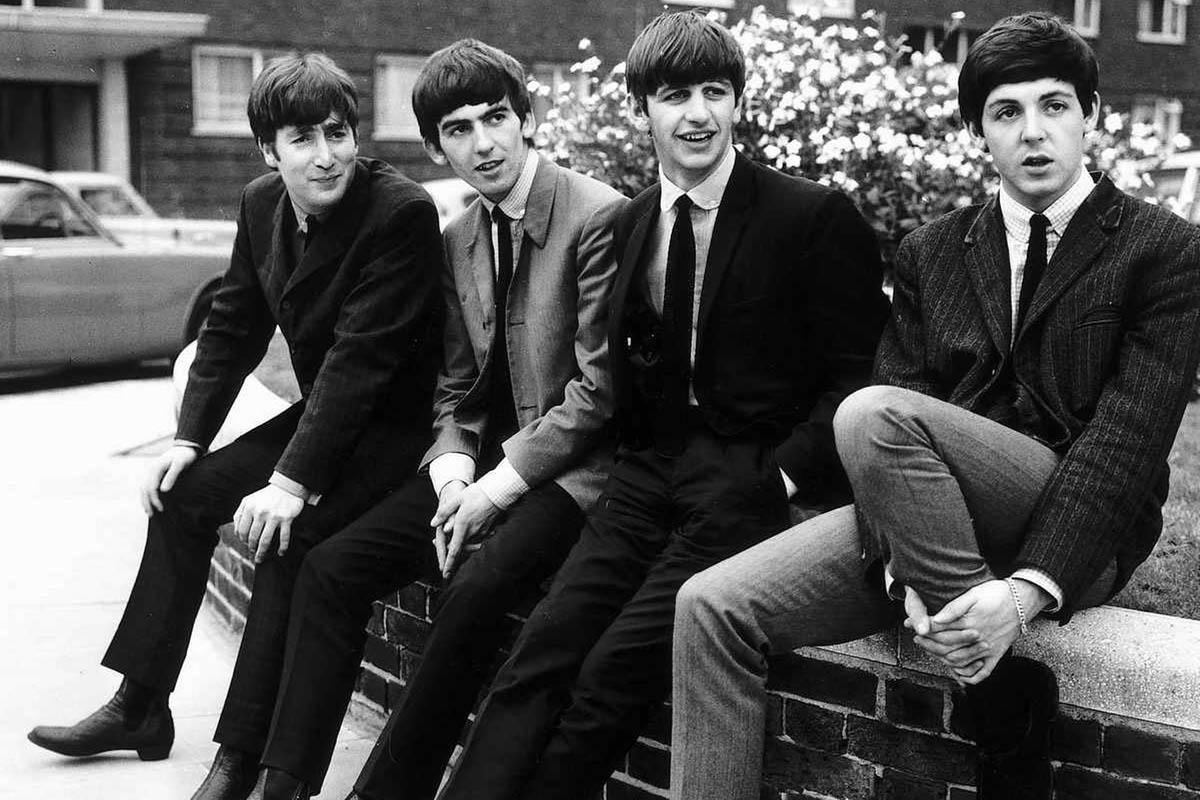 Beatles, Peter Asher, Gordon Waller, John Lennon, Paul McCartney, George Harrison, Classic Rock, stonemusic.it