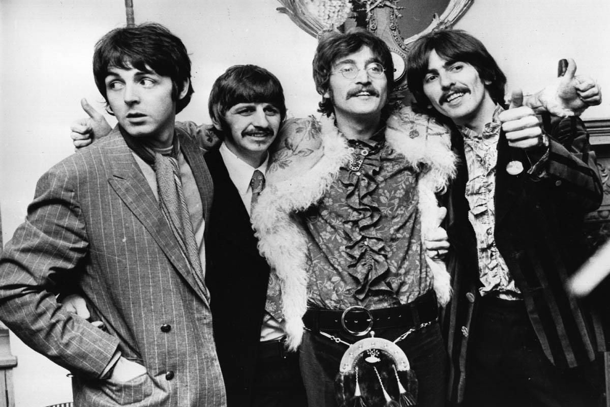Beatles, Rai 5, Paul McCartney, John Lennon, George Harrison, Ringo Starr, Billy Preston, Classic Rock, stonemusic.it