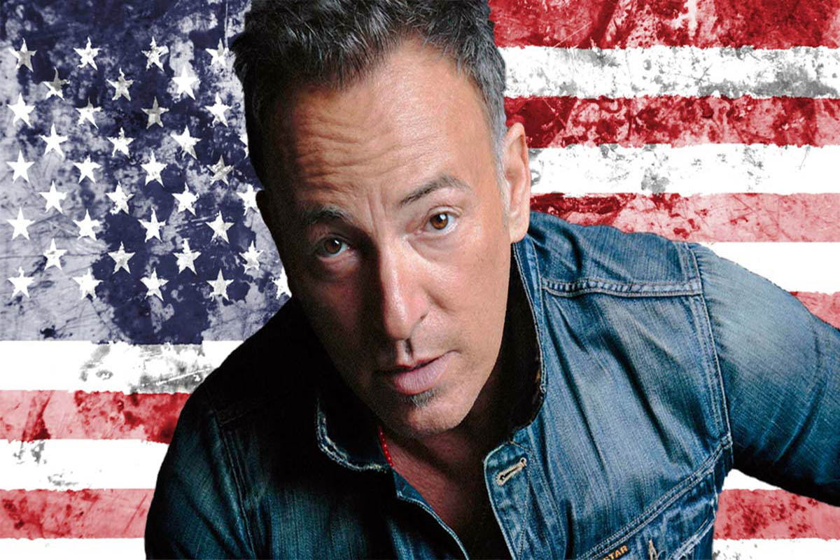 Bruce Springsteen, Born in The U.S.A., E Street Band, Hard Rock Calling Festival, Londra, Classic Rock, stonemusic.it