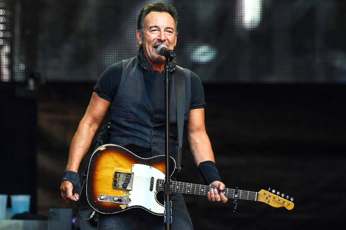 Bruce Springsteen, Video, Western Stars, Hello Sunshine, There Goes My Miracle, Tucson Train, Classic Rock, stonemusic.it