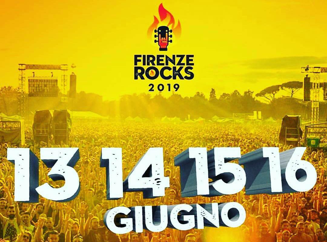 Firenze Rocks 2019, The Smashing Pumpkins, Tool, Ed Sheeran, Eddie Vedder, The Cure, Classic Rock, stonemusic.it