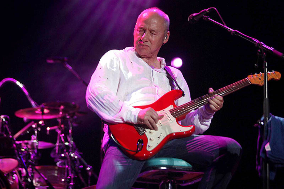 Mark Knopfler, Dire Straits, Classic Rock, stonemusic.it