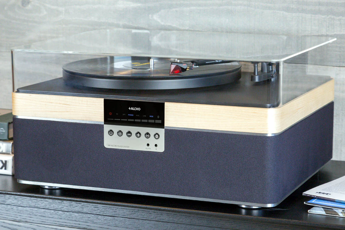 The+Record Player, Plus Audio, Vinile, stonemusic.it