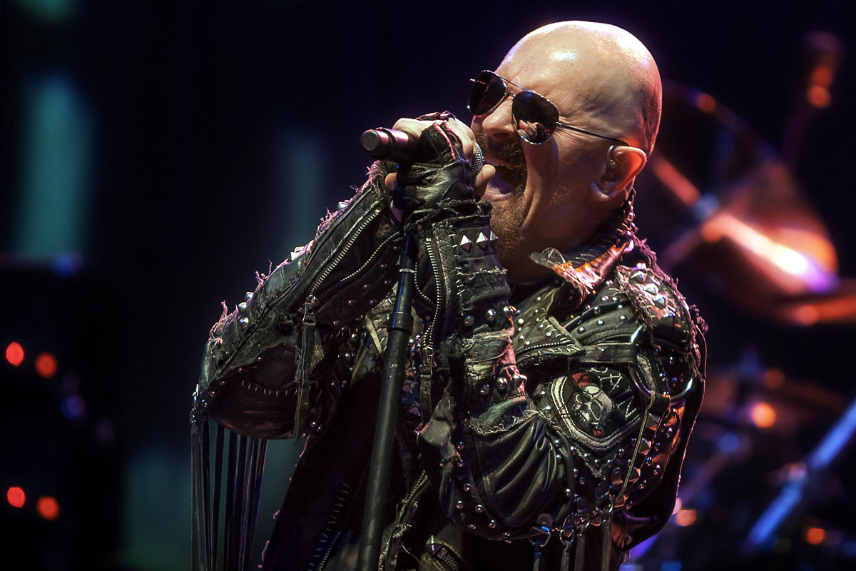 Rob Halford, Judas Priest, Rosemont Theatre, Chicago, Popular, stonemusic.it