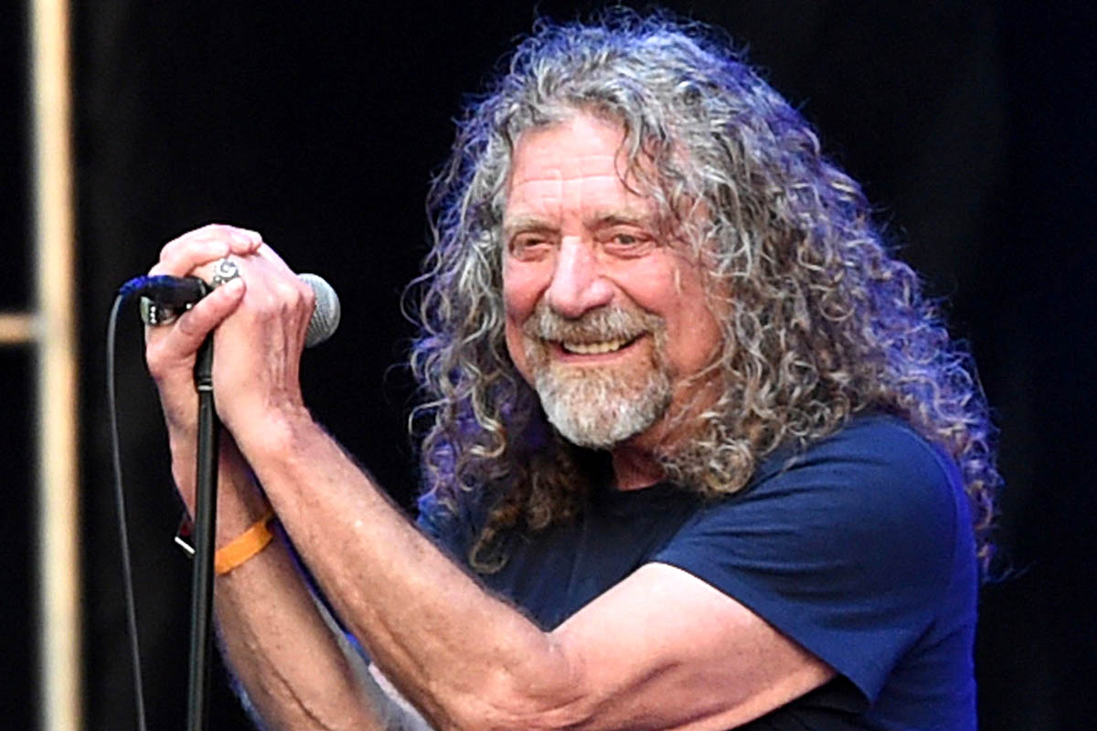 Robert Plant, Matt Everitt, Podcast, Classic Rock, stonemusic.it