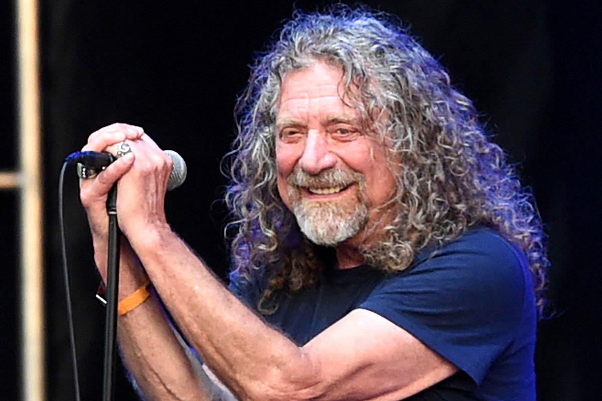 Robert Plant, Matt Everitt, Podcast, Classic Rock, stonemusic.it