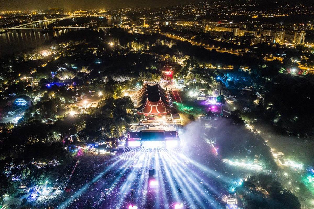 Sziget Festival, Ed Sheeran, Florence + The Machine, Foo Fighters, The 1975, Post Malone, Twenty One Pilots, Martin Garrix, The National, Macklemore, 6Lack, Popular, stonemusic.it
