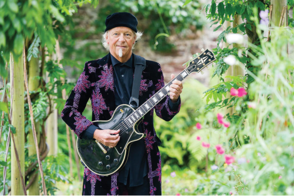 Martin Barre, intervista, Jethro Tull, Prog, Stone Music, Dave Everley,