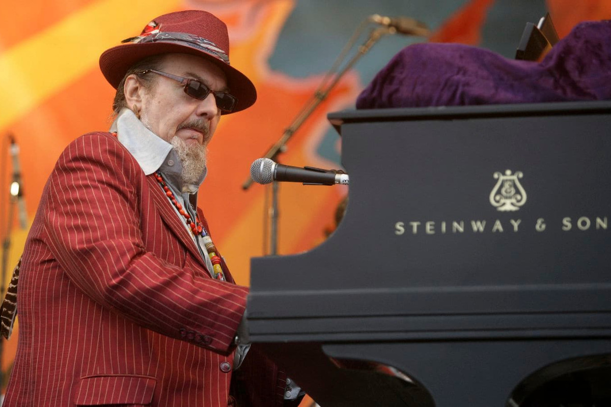 Dr. John, morte, Classic Rock, Stone Music, News, playlist