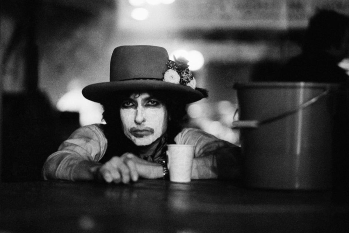 Bob Dylan, A Hard day's a gonna fall, Stone Music, Martin Scorsese, Rolling Thunder Revue, Classic Rock