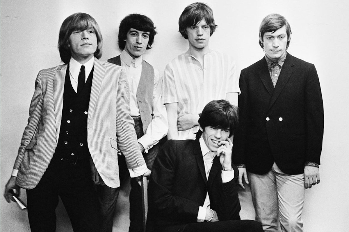 Satisfaction, The Rolling Stones, Mick Jagger, Keith Richards, cover, Stone Music, Classic Rock