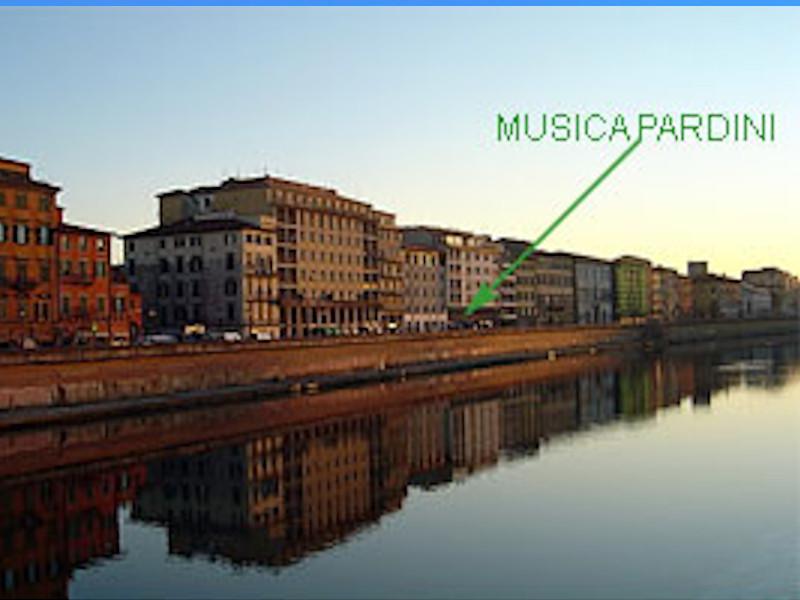 Negozi, musica, Toscana, Italia ,Strumenti Musicali Pardini -,Pisa