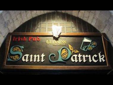Locali, musica, Italia, Stone Music, Saint Patrick, Barletta