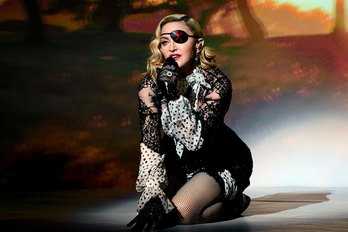 Madonna, cellulari vietati durante il Madame X Tour