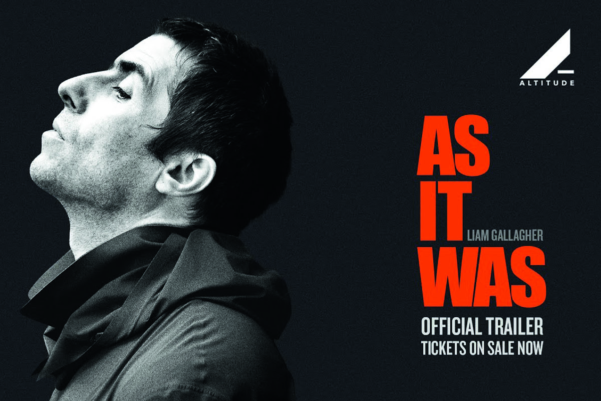 Liam Gallagher, esce il documentario