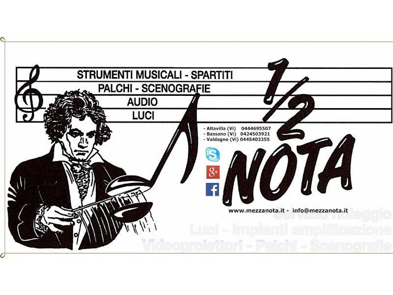 Negozi, musica, Veneto, Mezzanota Strumenti Musicali -,Altavilla Vicentina ,(VI)
