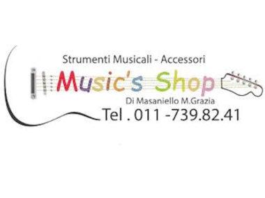 Negozi, musica, Piemonte, Music's Shop ,Torino