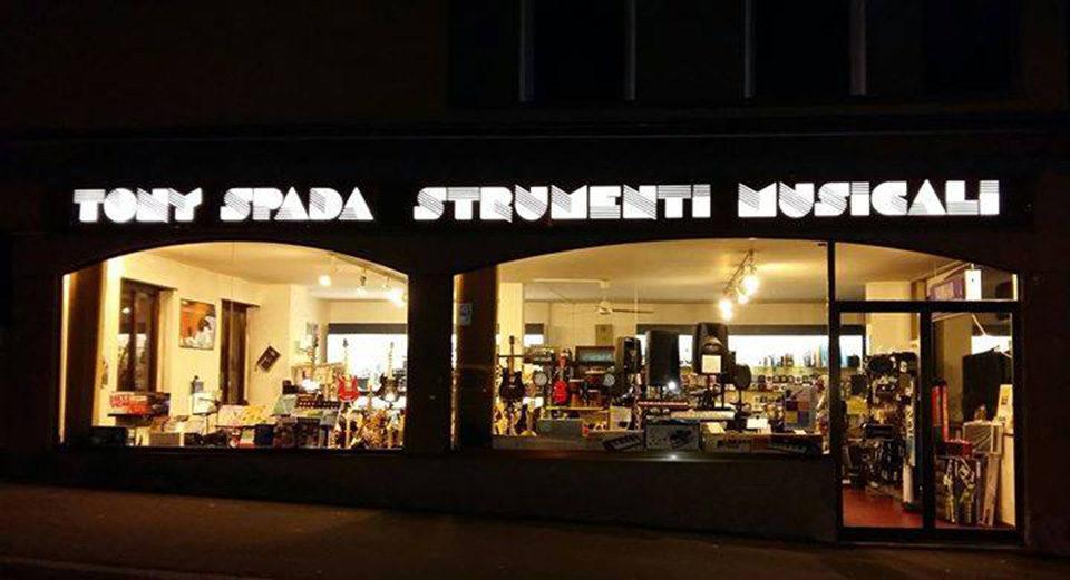 Negozi, musica, Lombardia Italia ,Tony Spada Strumenti Musicali , Merate (LC)