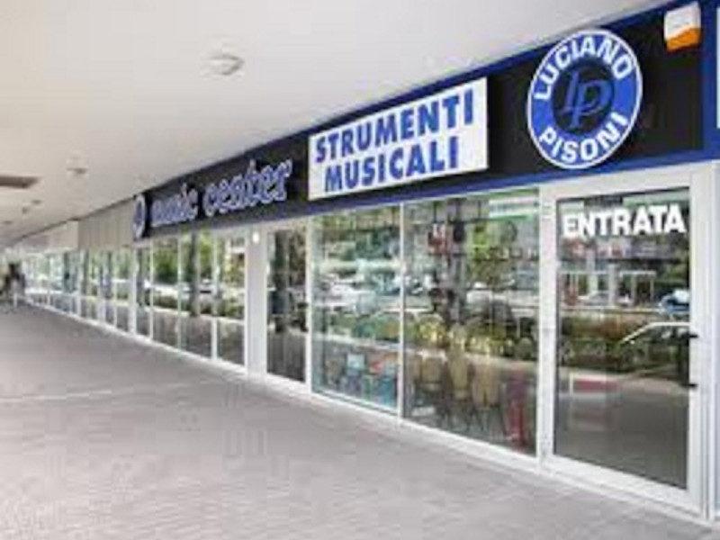 Negozi, musica, Trentino, Music Center, Trento