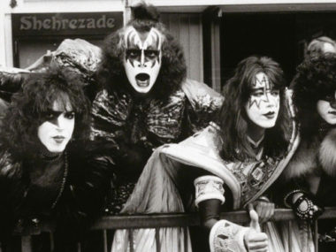 Kiss, Music From the Elder, Storia, Classic Rock, Stone Music
