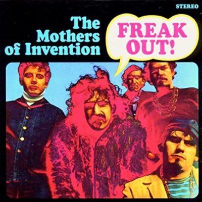 frank zappa freak out