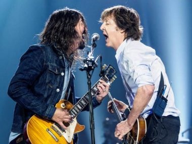 paul mccartney dave grohl