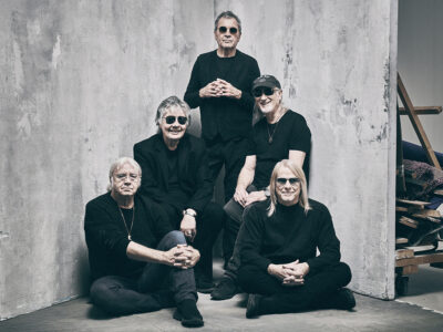 Deep Purple Dezember 2019