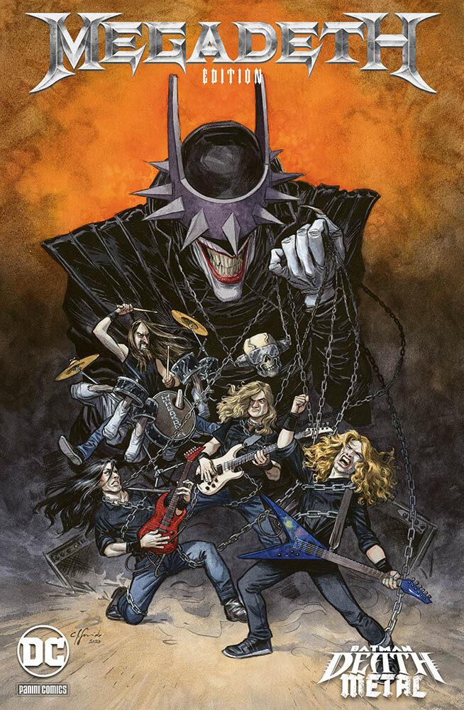 batman megadeth