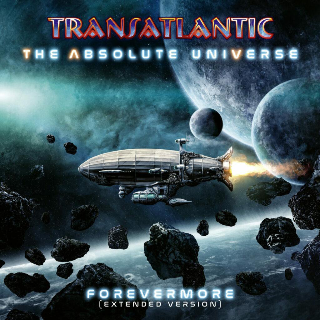 THE ABSOLUTE UNIVERSE | album dei Transatlantic